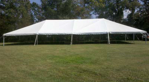 40u2032 x 85u2032 Tent (hip) & 40u0027 x 85u0027 Tent (hip) - Got You Covered